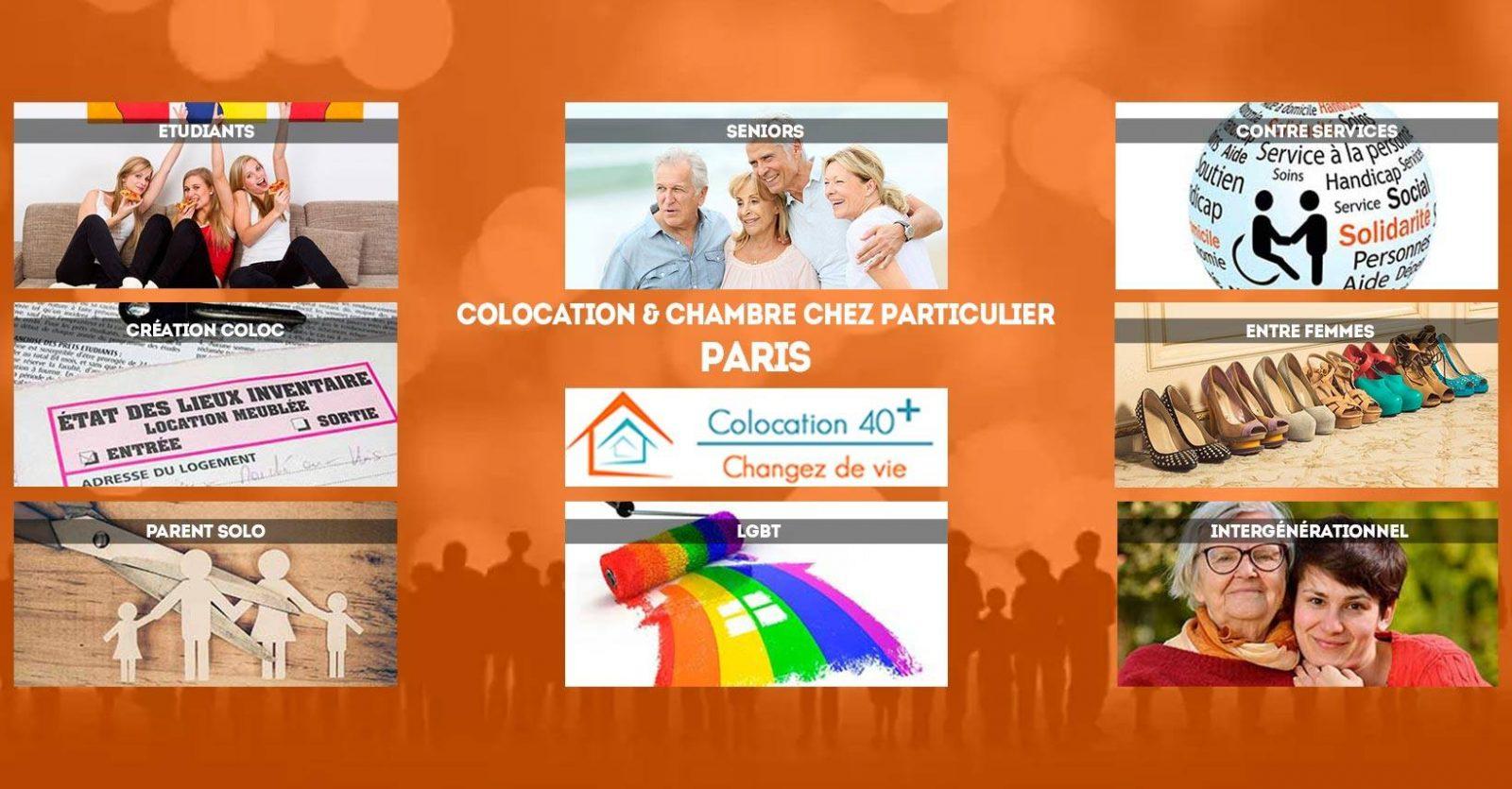 Femme cherche colocation Paris France