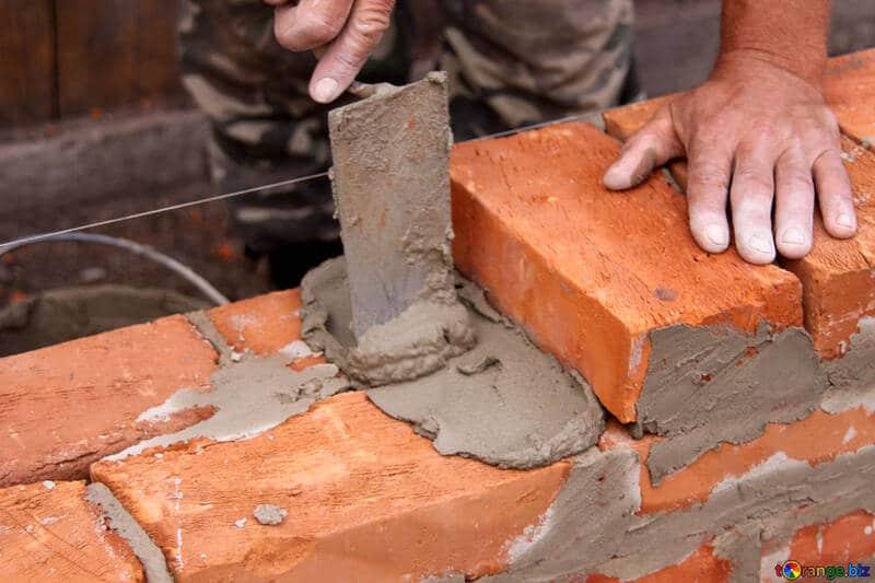 travaux de maçonnerie