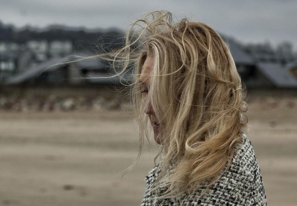 cheveux et plage