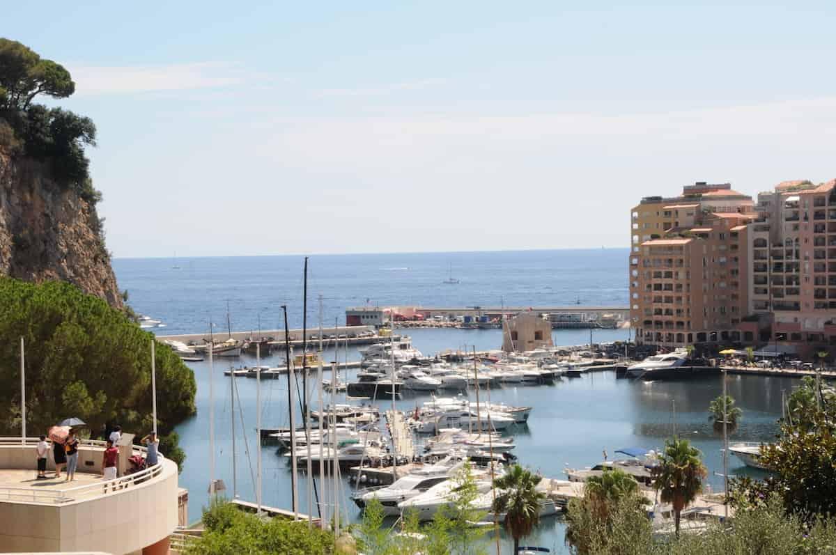 vacances toussaint Monaco
