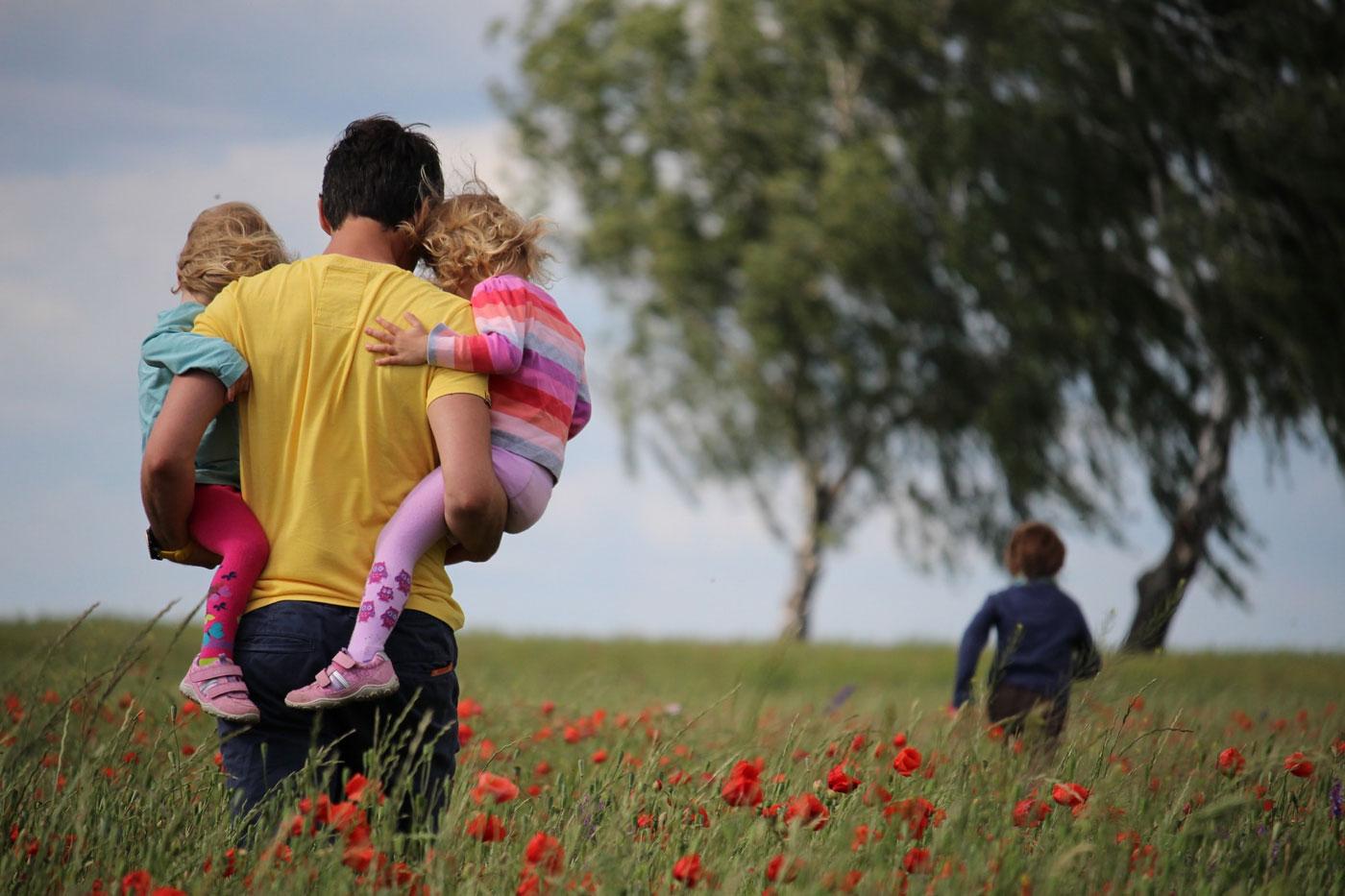 journée parfaite avec ses enfants