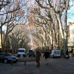 vacances en Provence en hiver