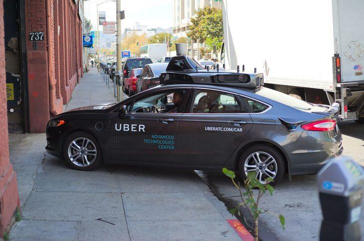 contacter un chauffeur Uber pour ses déplacements à Nice