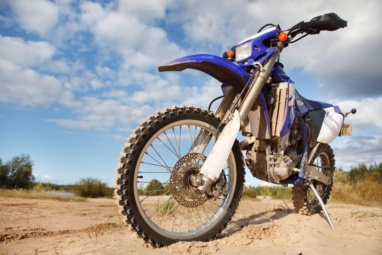 kit déco pour personnaliser un motocross