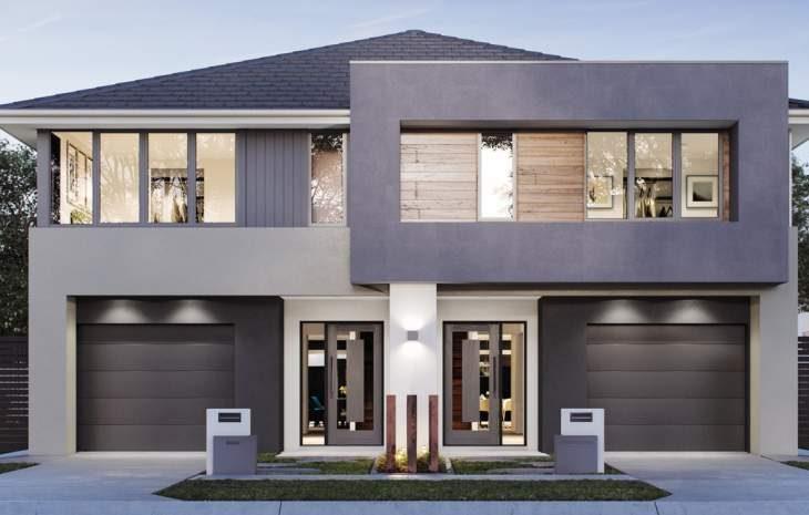 personnalisation de la façade de sa maison