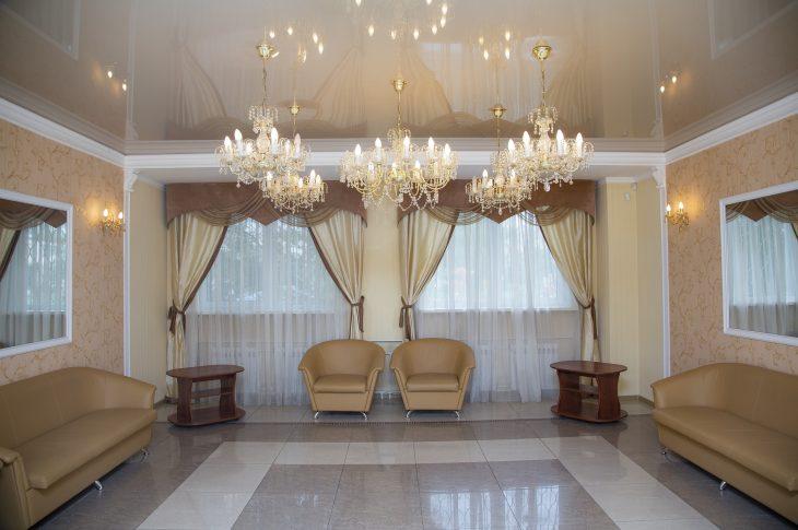 lustre salon