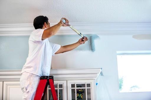 peinture de maison