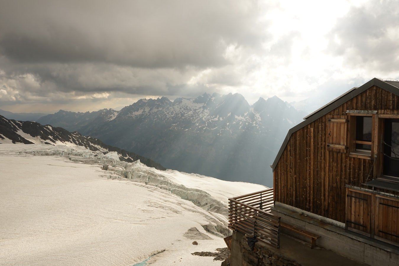 location de chalet à Chamonix