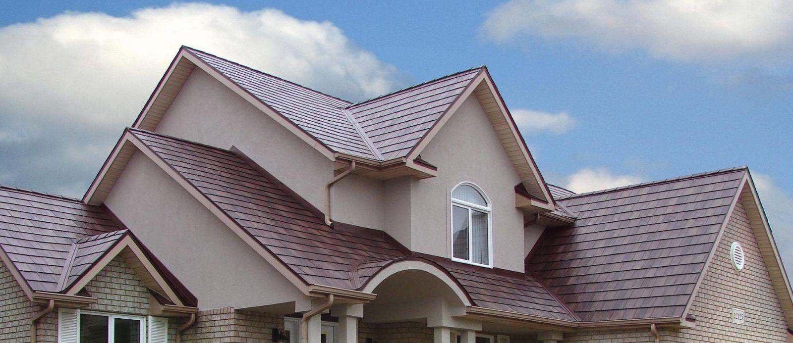 les types de toitures