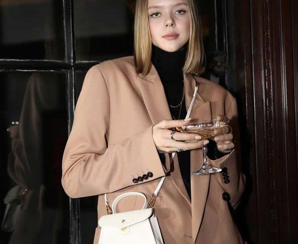 sac à main cuir à la mode