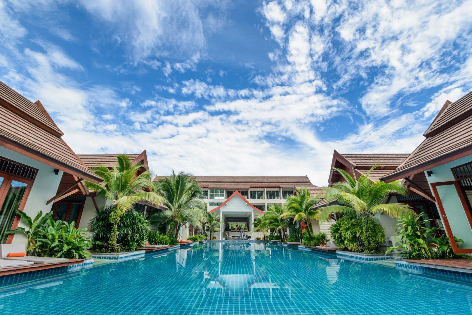 location de maison avec piscine à Guadeloupe