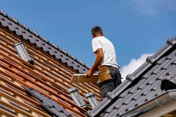 éviter les infiltrations par la toiture