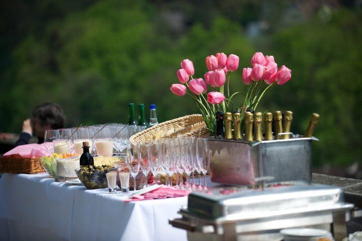 restaurant terrasse pour son anniversaire