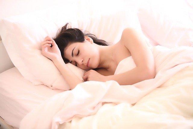 se faire masser pour s'endormir