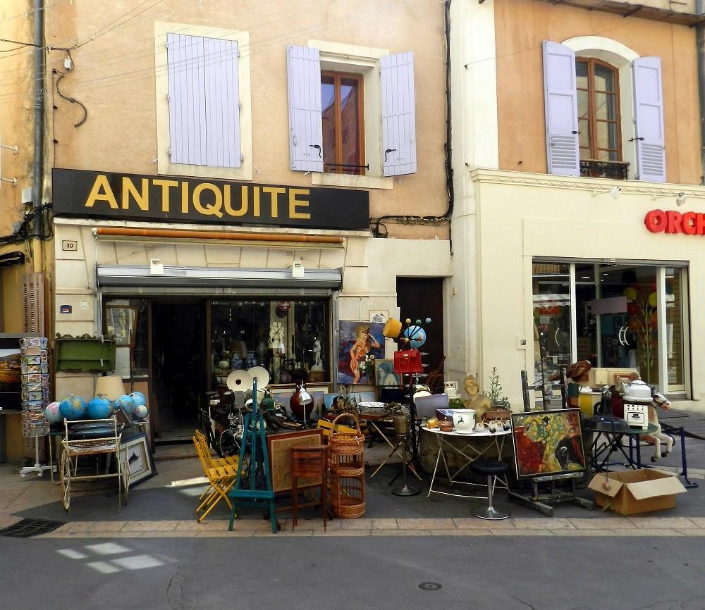 vendre une antiquité