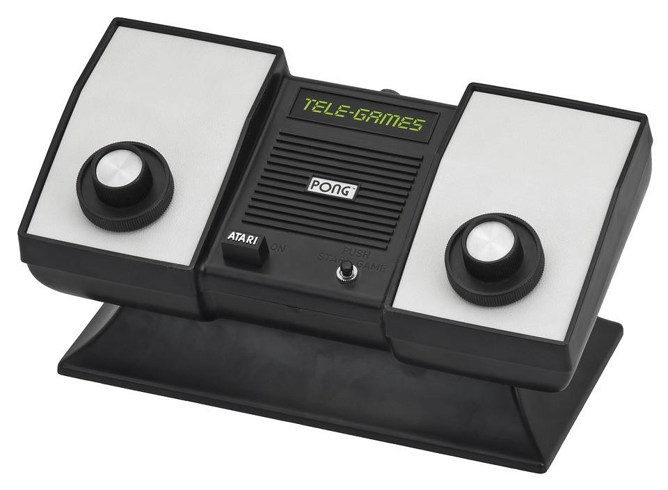 Pong est le premier vrai jeu vidéo inspiré d'un sport